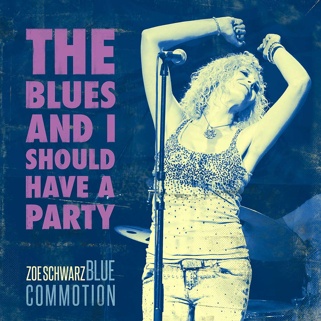The Blues and I Should Have a Party